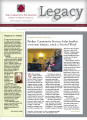 Community Foundation of Muncie and Delaware County 2008, Vol. 18, No. 04 newsletter