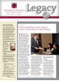 Community Foundation of Muncie and Delaware County 2010, Vol. 20, No. 01 newsletter