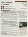 Community Foundation of Muncie and Delaware County 1994-02 newsletter