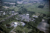 Muncie, Indiana Hartley Truck Parts aerial view
