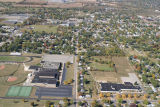 Muncie, Indiana 26th St. aerial view