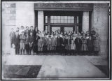 Center School students and faculty