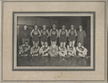 1946-1947 Center School Spartans boys basketball team