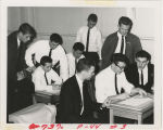 Center School 1963-1964 Memoria student staff
