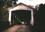 Billy Creek Bridge, Parke County, Indiana
