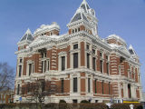 Johnson County Courthouse, Franklin, Indiana