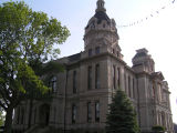 Parke County Courthouse, Rockville, Indiana
