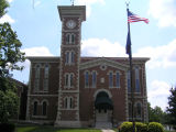 Jennings County Courthouse, Vernon, Indiana - Front view