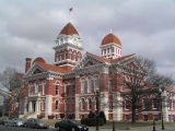 Lake County Courthouse, Crown Point, Indiana