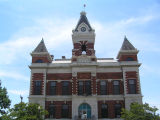 Gibson County Courthouse, Princeton, Indiana