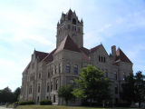 Rush County Courthouse, Rushville, Indiana