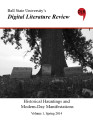 Digital literature review, Vol. 1