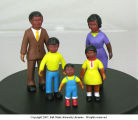 Pliable black family