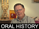 Whitlock, Ronald video oral history and transcript