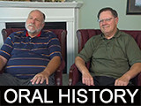 Whitlock, Ronald and Gary Wombles video oral history and transcript