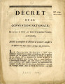 Déclaration des droits de l'homme et du citoyen [Declaration of the rights of man and of the...