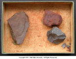 Iron ore samples from Mesabi Range