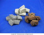 Sedimentary rock set