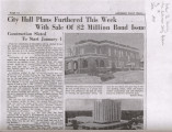 Anderson City Hall clippings and guide