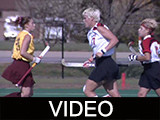 Ball State University Cardinals vs. Central Michigan University Chippewas women's field hockey,...