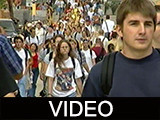 Ball State University staff orientation video, 2001