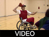 Adapted physical education interview