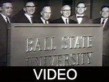 Ball State University Graduate School promotional video