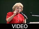 Dr. Ruth Westheimer interview and lecture