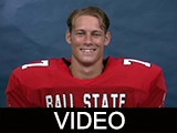 Ball State University Cardinals football team introduction, 1995