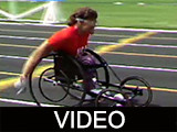 U.S. Paralympic training at Ball State University