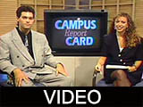 Ball State University Campus Report Card student news program