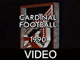 Ball State University Football Highlights, 1990