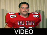 Ball State University Cardinals football team introduction, 1991