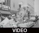 Ball State University Homecoming Parade, 1968