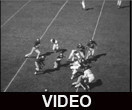 Ball State Teachers College Cardinals vs. Valparaiso University Crusaders football, 1957