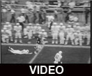 Ball State University Cardinals vs. Villanova University Wildcats football, 1977