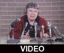 Margaret Mead news conference