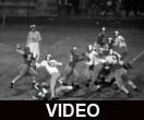 Ball State Teachers College Cardinals vs. Valparaiso University Crusaders football, 1951