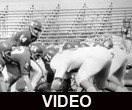 Ball State University Cardinals and White Spring football intra-squad exhibition, 1968