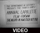 Ball State University 1968 LaFollette Film Forum