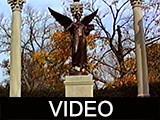 Ball State University campus footage
