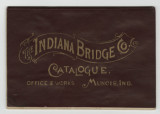Indiana Bridge Company catalogue