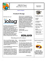 IOLUG news 2007-04, Vol. 23, No. 03