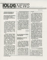 IOLUG news 1988-1989, Vol. 07, No. 03