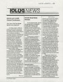 IOLUG news 1991-1992, Vol. 10, No. 02