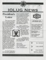 IOLUG news 1999-10, Vol. 18, No. 01