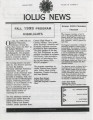 IOLUG news 2000-01, Vol. 18, No. 02