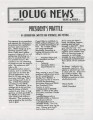 IOLUG news 2001-01, Vol. 19, No. 02