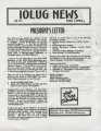 IOLUG news 2001-07, Vol. 19, No. 04