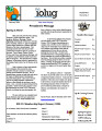 IOLUG news 2008-02, Vol. 24, No. 02